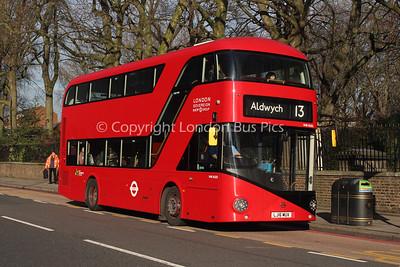 VHR45203, LJ16MUV, London Sovereign