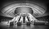 Canary Wharf Tube Station London