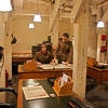 "Churchill War Rooms Museum <br><br> The Churchill War Rooms is a fascinating museum in London, consisting of the Cabinet War Rooms and the Churchill Museum. The war rooms are an underground complex that housed the British government during World War II. During the war, the rooms were in constant use by officers responsible for producing daily information for the King, Prime Minister, and the military Chiefs of Staff.  <br><br> The Cabinet War Rooms are located in the Treasury Building in the Whitehall area of Westminster not far from the Parliament Buildings. They became operational in August 1939, days before the German invasion of Poland, and remained in operation until August 1945. <br><br> The War Rooms were fortified on several occasions during the German bombing of London. However, a recurring theme of the museum was that it was not all that secure. A sign on the wall of the museum reads:  <br><br> This was the Global Hub of Information on the War <br><br> The Government's Secret Bomb Shelter <br><br> An East Target that was Never Hit <br><br> The rooms were preserved after the war. A limited number of people could tour the rooms until they were opened to the public in 1984. The museum was reopened in 2005 following a redevelopment as the Churchill Museum and Cabinet War Rooms, now simply called the Churchill War Rooms.   <br><br> See the<a href=""http://www.iwm.org.uk/visits/churchill-war-rooms"">Churchill War Rooms website</a> for more detail."