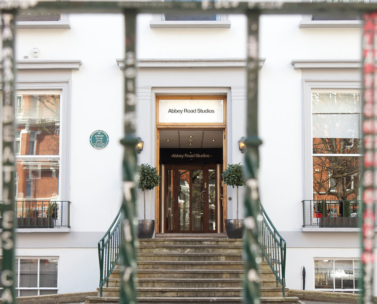 "Abbey Road Studios, London <br><br> The Beatles recorded almost all of their albums and singles between 1962 and 1970 at Abbey Road Studios. The building is a nine-bedroom Georgian townhouse built in the 1830s. The building was acquired by the Gramophone Company in 1931 and converted into studios. One of the most famous early artists to was Paul Robeson who recorded at the studio from 1931 to 1939. <br><br> In addition to the Beatles, Pink Floyd recorded most of their albums at Abbey Road, from the late 1960s to the mid-1970s. John Williams and the London Symphony Orchestra used the studios to record the scores of five Star Wars films. All three of the film scores for The Lord of the Rings were mixed at the studios. See <a href=""http://en.wikipedia.org/wiki/Abbey_Road_Studios"">Wikipedia</a> for more detail. <br><br> Abbey Road Studios is still an active studio and draws many Beatles fans; many cross the famous zebra crossing, much to the chagrin of busy auto traffic.  The studio has a <a href=""http://www.abbeyroad.com/Crossing"">webcam showing the crossing,</a> allowing viewers to search and download clips from the previous day. The wall and gate facing the studio are filled with graffiti and painted over periodically."