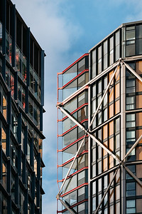 Detail of NEO Bankside London