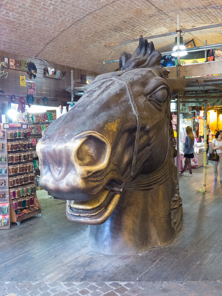 Horse Tunnel Market