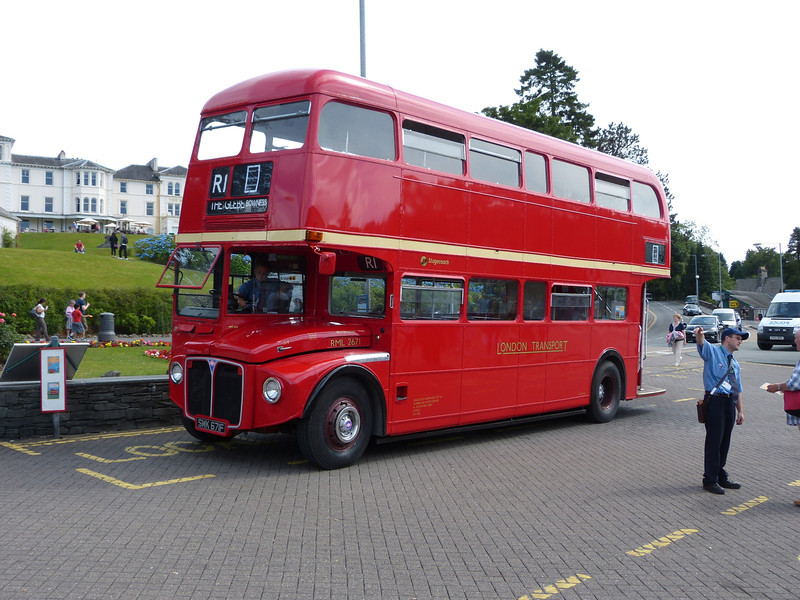 RML2671 [Stagecoach Cumbria & North Lancs] 130726 Bowness