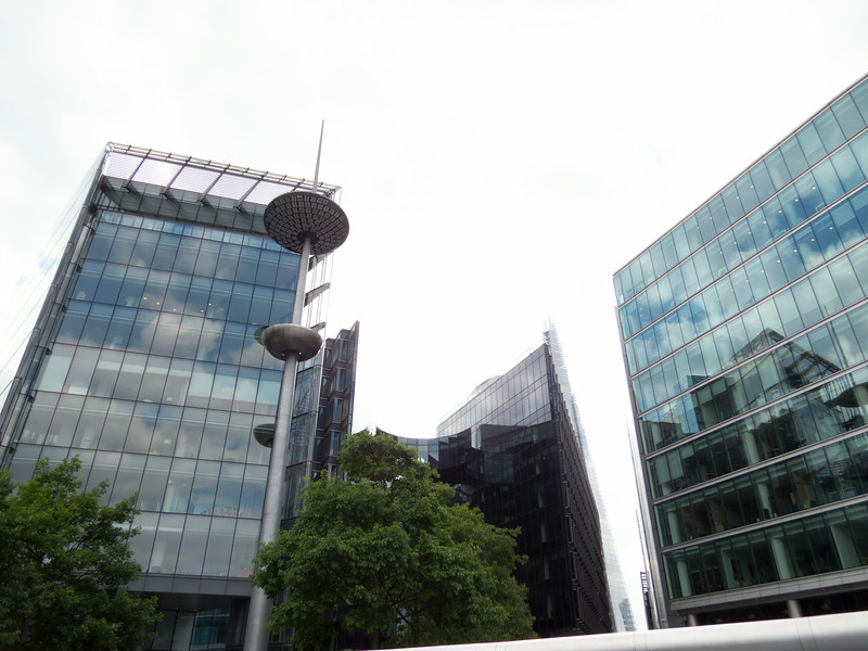 Buildings along South Bank