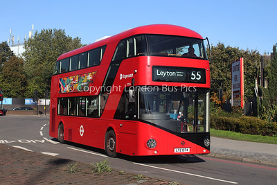 LT374, LTZ1374, Stagecoach in London
