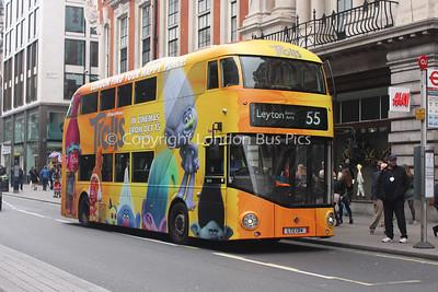 LT314, LTZ1314, Stagecoach in London