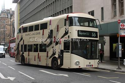 LT380, LTZ1380, Stagecoach in London