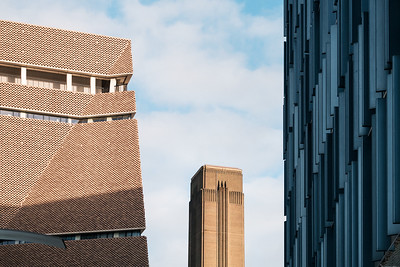The Tate Modern Switch House by Herzog & de Meuron