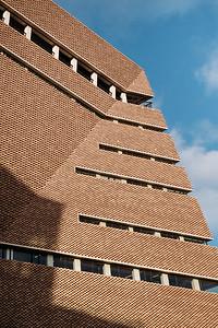 The Tate Modern Switch House by Herzog & de Meuron