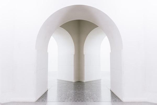 The White Arches