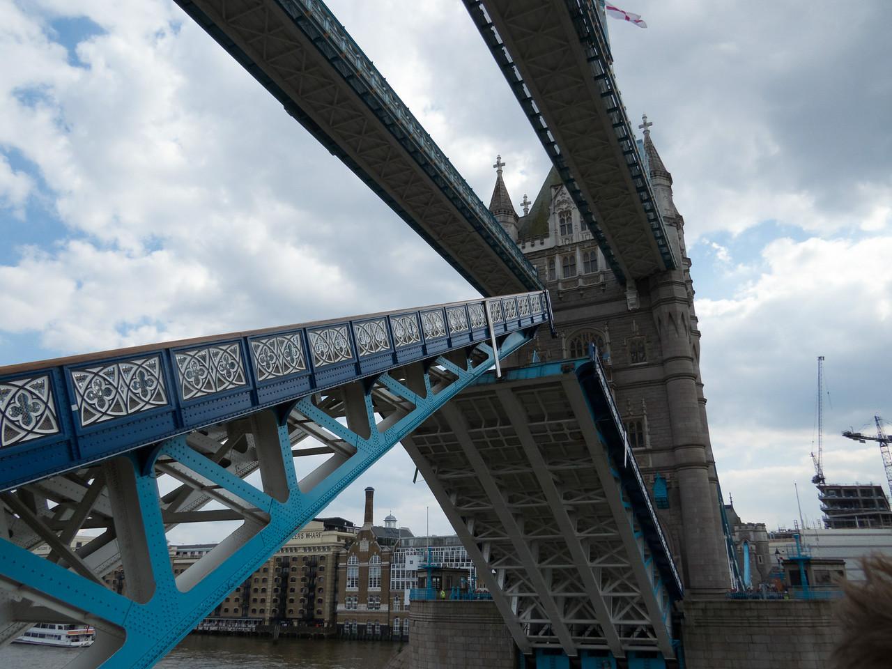 Raised bridge