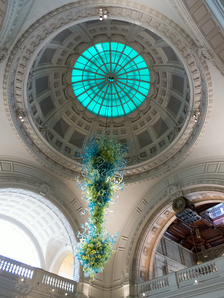 Rotunda Chandelier by Dale Chihuly