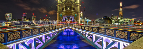The Views of Tower Bridge