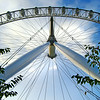 London Eye  perspective