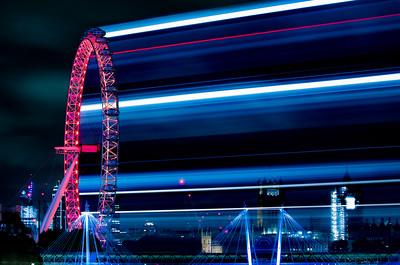 London Time Portal