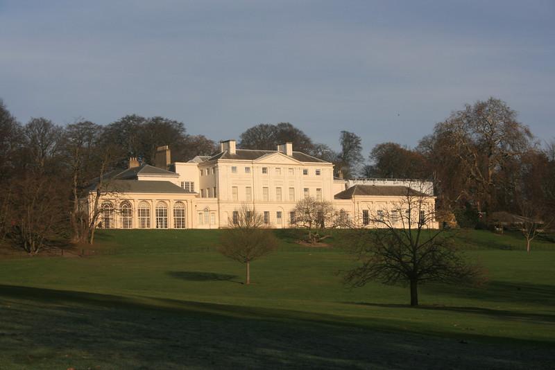 Kenwood House, Hampstead Heath.