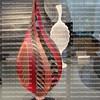 Artistic hand blown glass