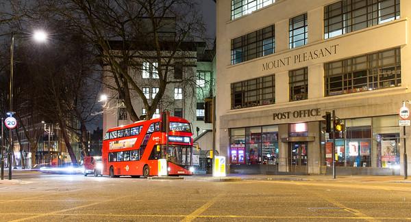 London, England, UK - February 5, 2018: