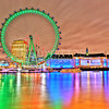 St Patrick's Day London Eye