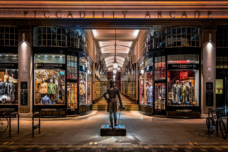 Picadilly Arcade – St. James's, London