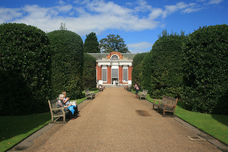 Orangery, Kensington Palace.