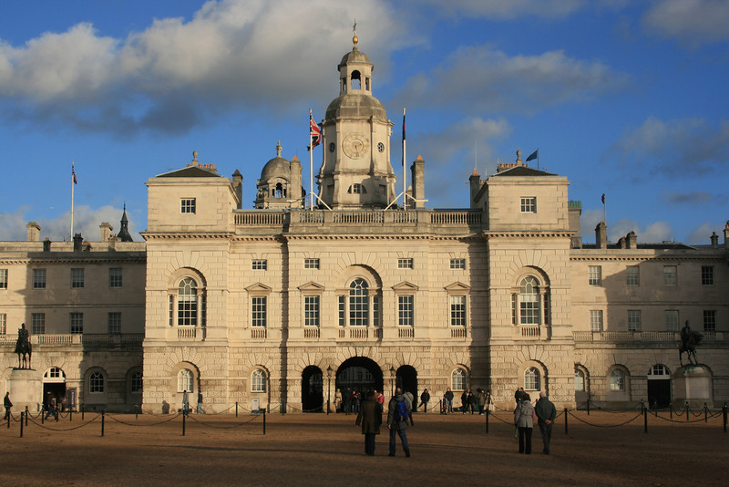 Horseguards Parade.