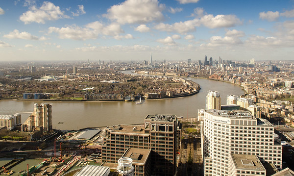 London from Level 39