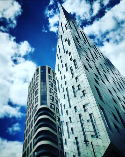 M By Montcalm Shoreditch Tech City Hotel. 2016.