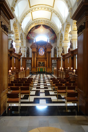 St Brides, Fleet Street.