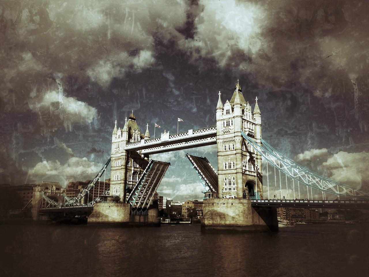 Open Tower Bridge