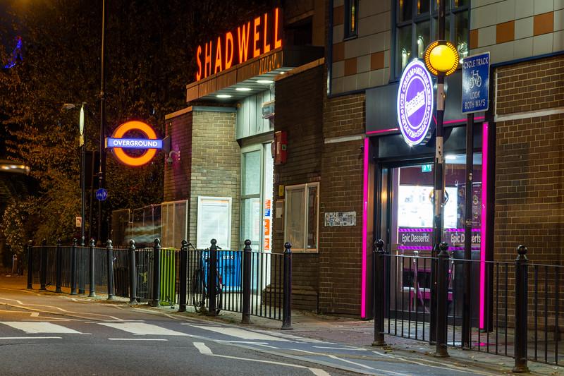 Shadwell Station