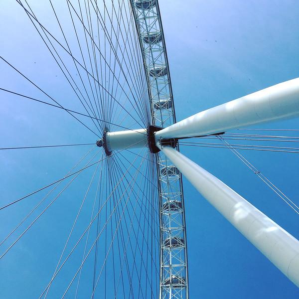 Under the London Eye. 2016.