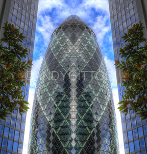 Gherkin Symmetry