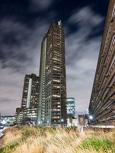 Shakespeare Tower and the Barbican Estate