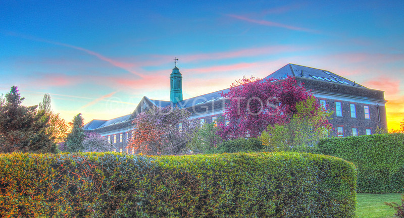 Chartwell Court Sunset