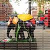 Elephant parade in London