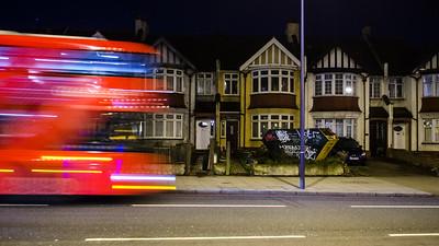 New Cross Road bus