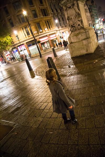 Eva in London