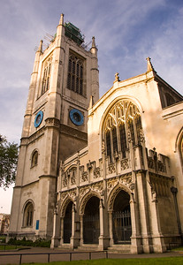 St Margaret's Church in Parliament Square