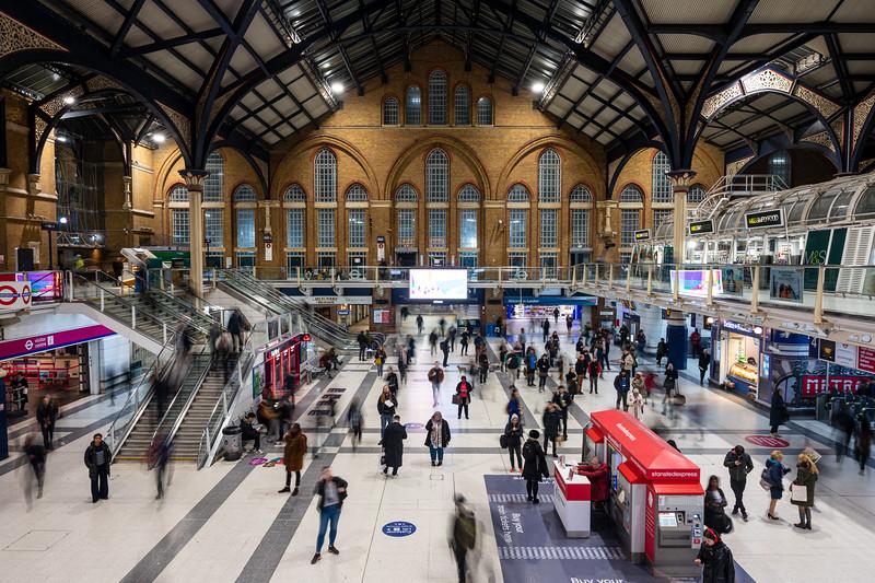 Liverpool Street Station