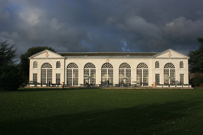 Orangery, Kew Gardens.