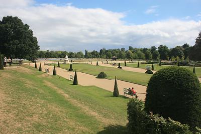 Kensington Gardens.