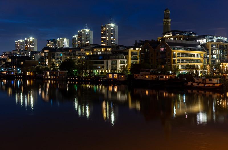 Brentford riverside