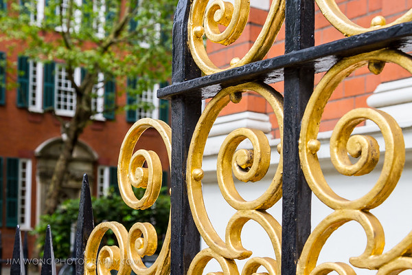 Gate detail II, Kensington