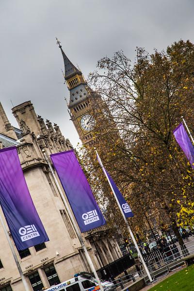 Big Ben from Westminster