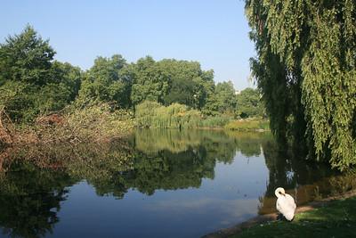 St James's Park.