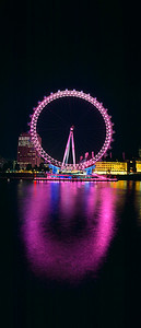 L26-London Eye Night(Vert)