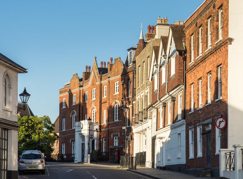 Harrow-on-the-hill High Street