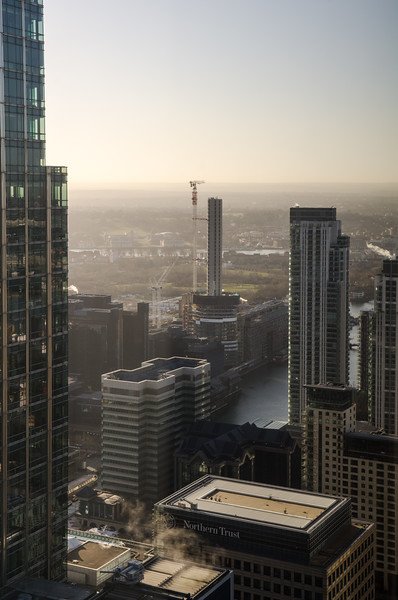 Docklands cityscape