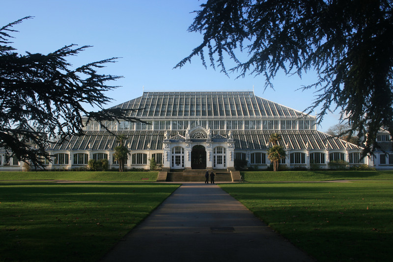 The Temperate House, Kew Gardens.